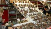 vista previa del artículo Lluvia en la inauguración del Mercadillo de Navidad de Santander