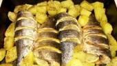 vista previa del artículo Lubina de Cantabria, sabor natural