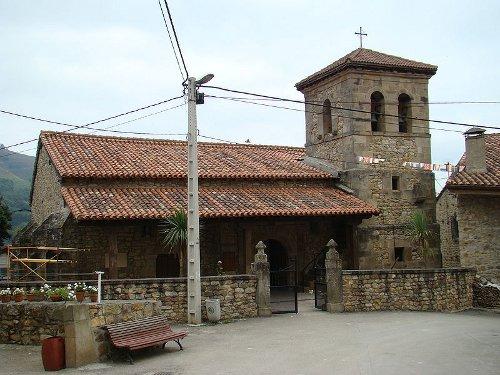 Iglesia de San Sebastián de Garabandal