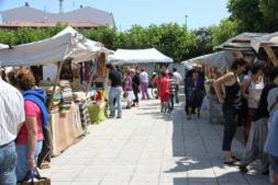 mercado artesanal y ecologico