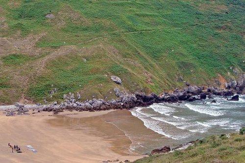 Vista Playa de Sonabia