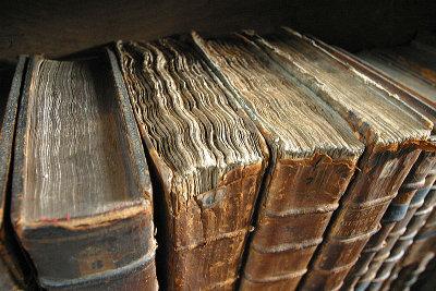 Una exposición sobre libros en Cantabria