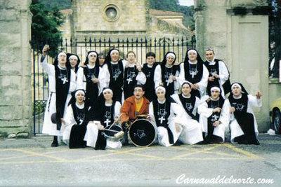 Los carnavales en Cantabria