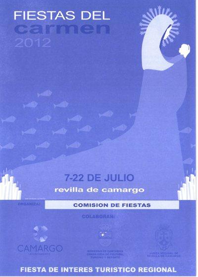 Las fiestas del Carmen en Revilla de Camargo