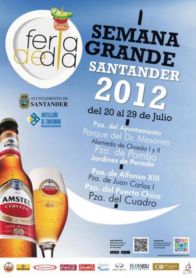 La Semana Grande de Santander
