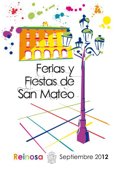 Las fiestas de San Mateo en Reinosa 2012