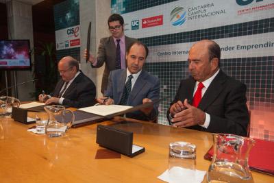 El Centro Internacional Santander de Emprendimiento