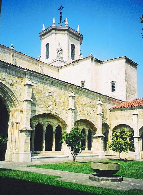 Un futuro museo en Santander
