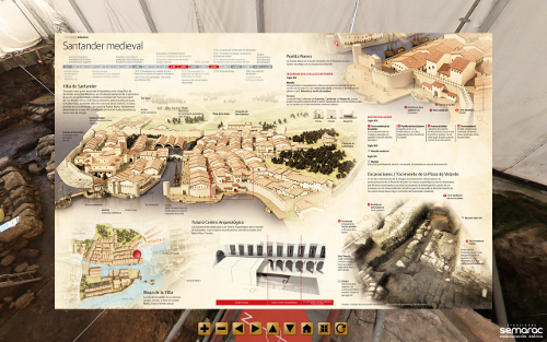 Visita virtual al patrimonio de Cantabria