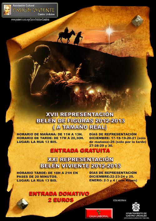 Actividades navideñas en Castro Urdiales