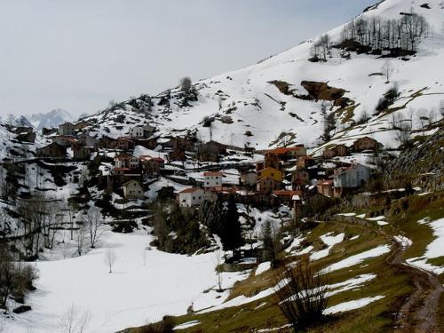 El mal tiempo conquista Cantabria