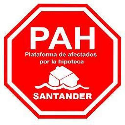 Plataforma de Afectados por la Hipoteca en Santander