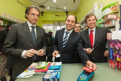 Comercio sin contacto en Santander