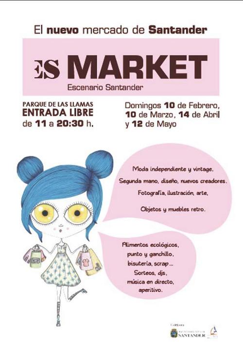 Nueva edición de Escenario Market Santander