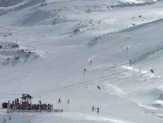 10000 esquiadores y un fin de semana en Cantabria
