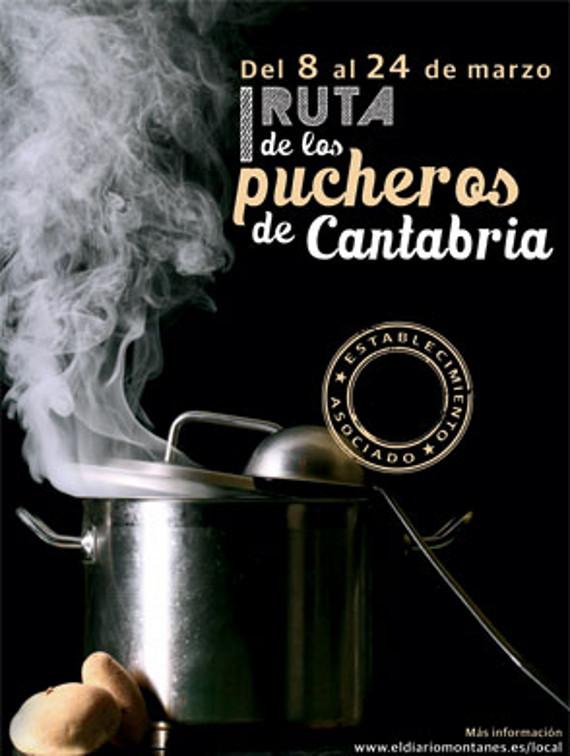 I Ruta de los Pucheros de Cantabria