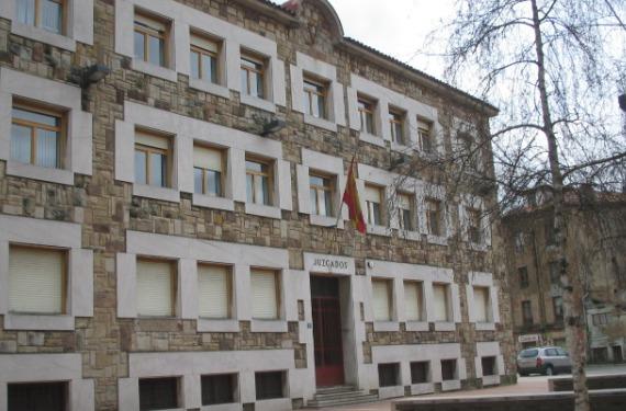 Juzgados Torrelavega