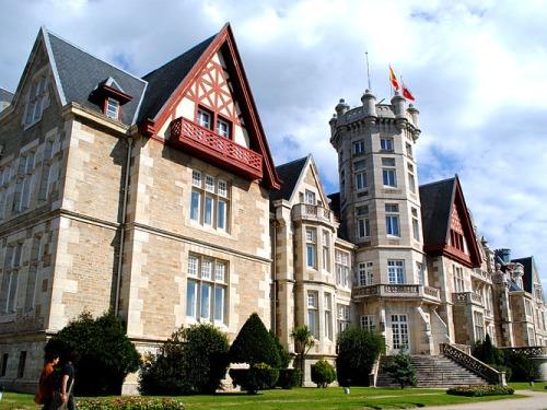 Palacio en Santander