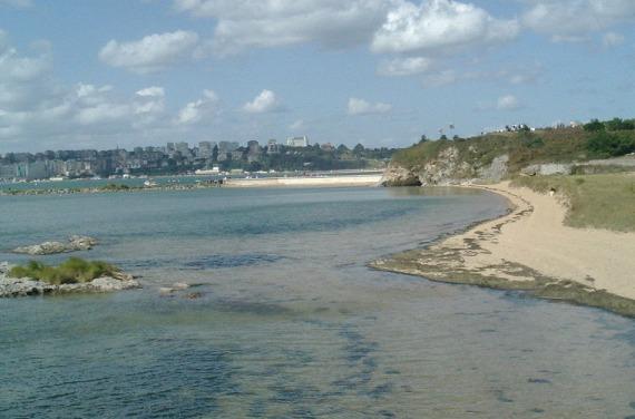 Playa en Cantabria